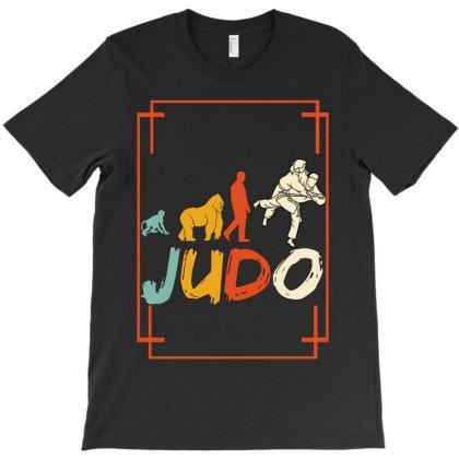 Judo T-shirt Designed By Bettercallsaul