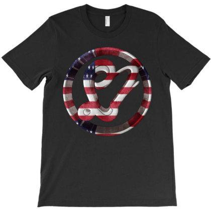 Usa Lecia T-shirt Designed By Dav