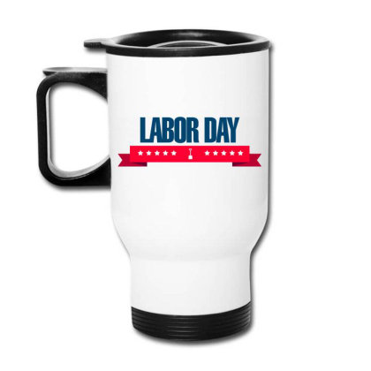 Labor Day Travel Mug Designed By Estore