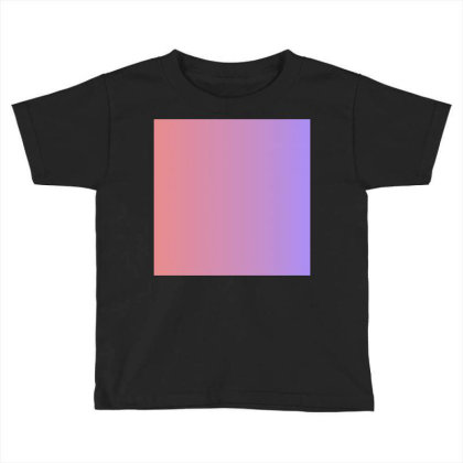 Pink And Purple Colour Combination Art Toddler T-shirt Designed By American Choice