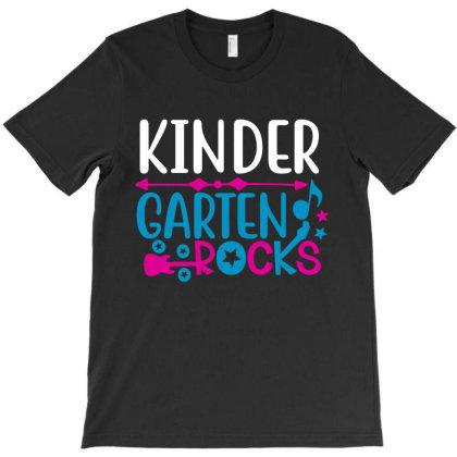 Kinder Garten Rocks T-shirt Designed By Melissa Store