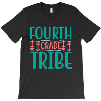 Fourth Grade Tribee T-shirt Designed By Melissa Store