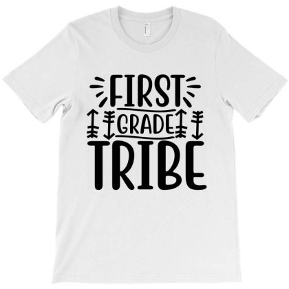 First Grade Tribe T-shirt Designed By Melissa Store