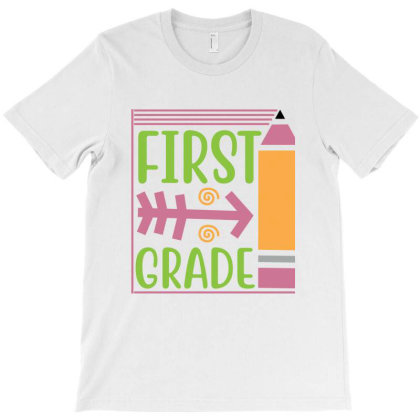 First Grade T-shirt Designed By Melissa Store