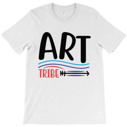 Art Tribe T-shirt Designed By Melissa Store