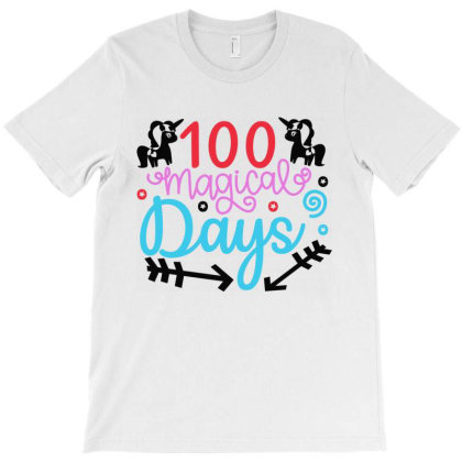 100 Magical Days T-shirt Designed By Melissa Store