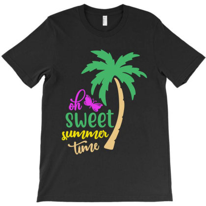 Sweet Summer Time T-shirt Designed By Scranton Tees