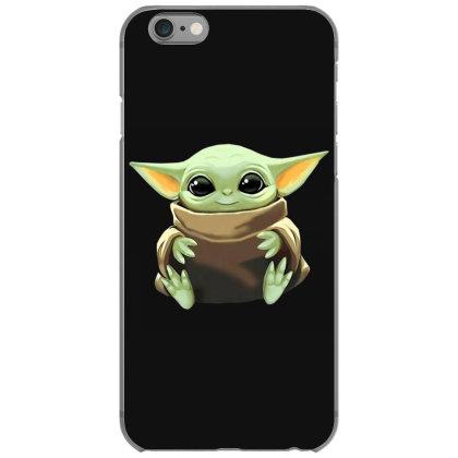 Baby Yoda Iphone 6/6s Case Designed By Kakashop