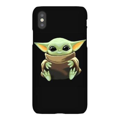 Baby Yoda Iphonex Case Designed By Kakashop