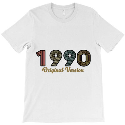 Womens 30 Years Old 1990 T-shirt Designed By Bettercallsaul