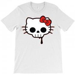 skull kitty T-Shirt | Artistshot