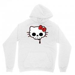 skull kitty Unisex Hoodie | Artistshot