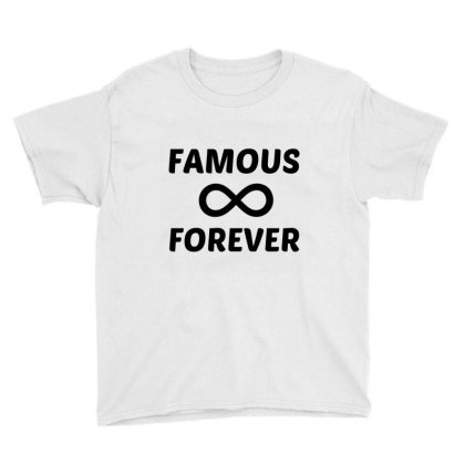 Famous Forever Youth Tee Designed By Perfect Designers