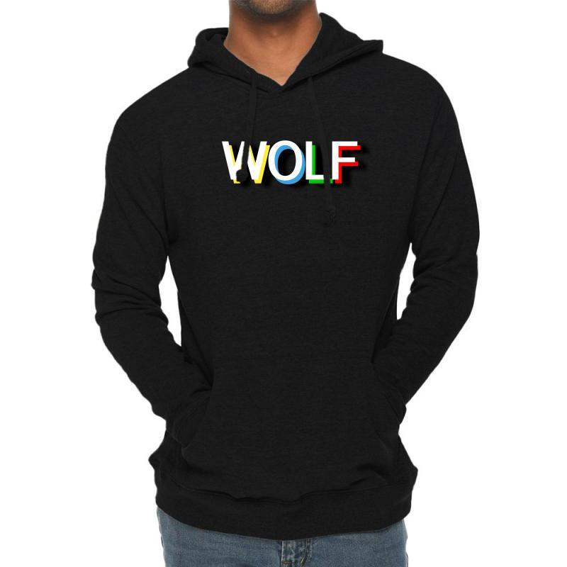 Wolf Lightweight Hoodie | Artistshot