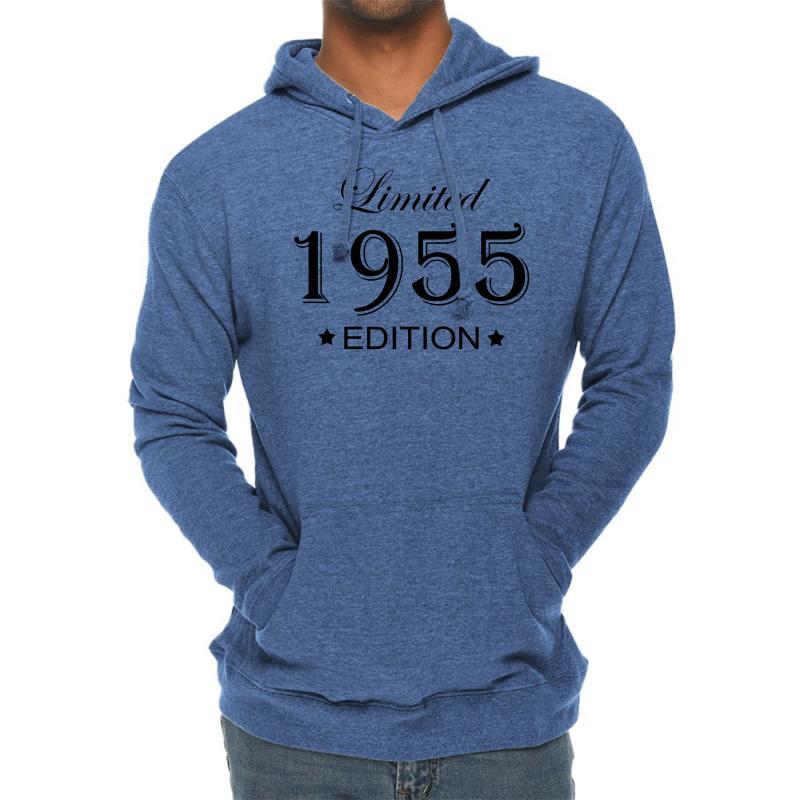 Limited Edition 1955 Lightweight Hoodie | Artistshot