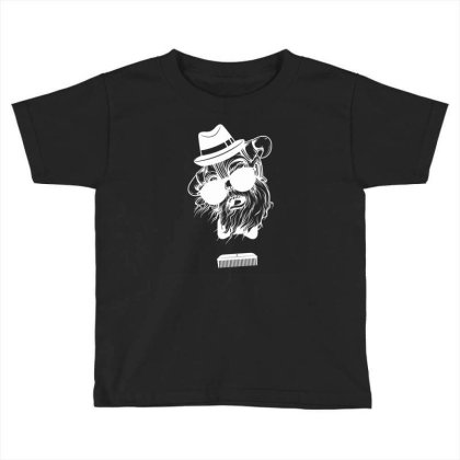 Comb Skull New Toddler T-shirt Designed By H4ikal