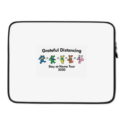 Grateful Distancing  Stay At Home Tour 2020 Laptop Sleeve Designed By Cuser3143