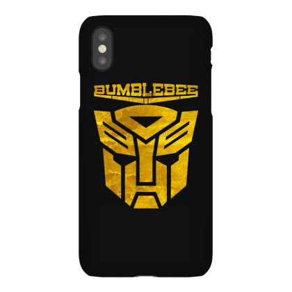 Golden Bumblebee Transformer Iphonex Case Designed By Feelgood Tees
