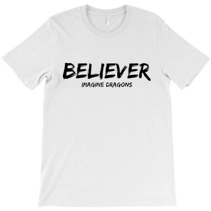 Imagine Believer T-shirt Designed By Feelgood Tees