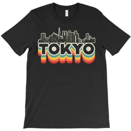 Tokyo T-shirt Designed By Badaudesign