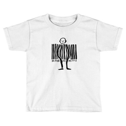 Funny Man Toddler T-shirt Designed By Disgus_thing
