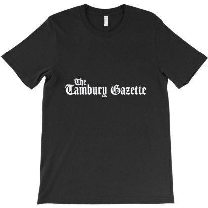 The Tambury Gazette T-shirt Designed By H4ikal