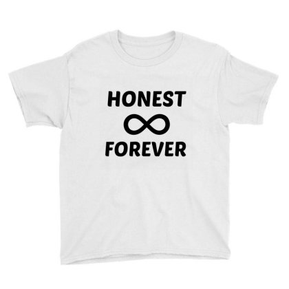 Honest Forever Youth Tee Designed By Perfect Designers