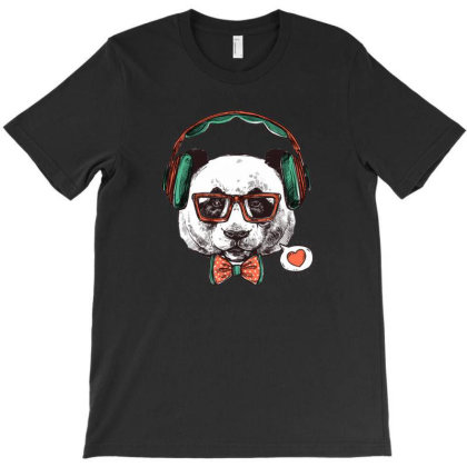 Hipster Portrait Animals T-shirt Designed By H4ikal
