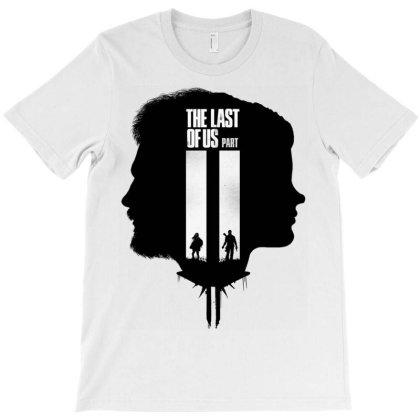 The Last Of Us Part 2 T-shirt Designed By Badaudesign
