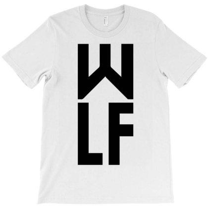 The Last Of Us Part 2 Wlf T-shirt Designed By Badaudesign