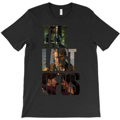 The Last Of Us 2 T-shirt Designed By Badaudesign