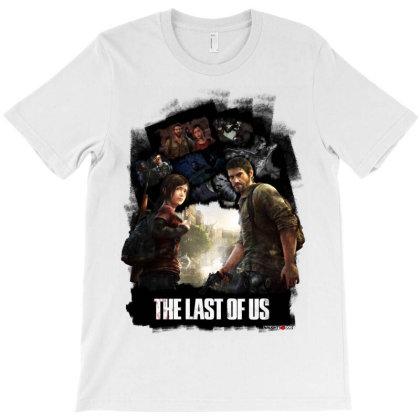 The Last Of Us T-shirt Designed By Badaudesign