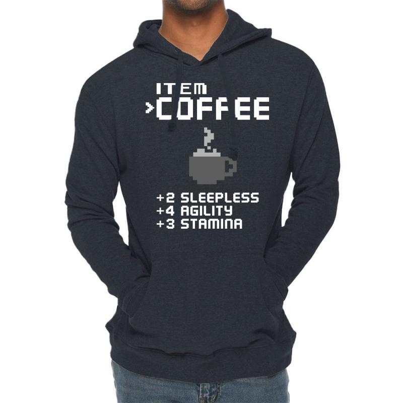 Facts Of Coffee Lightweight Hoodie | Artistshot
