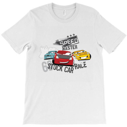 Race T-shirt Designed By Disgus_thing
