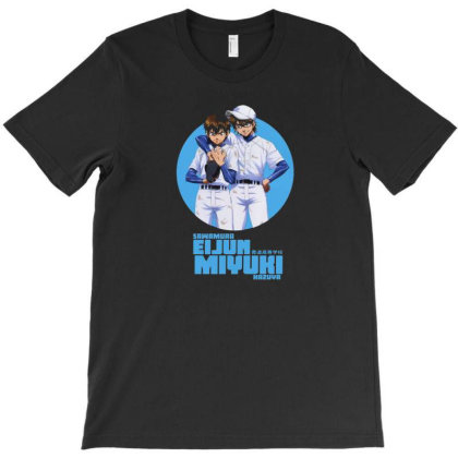 Kazuya T-shirt Designed By Disgus_thing