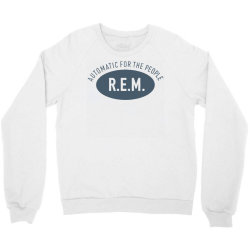 r.e.m Crewneck Sweatshirt | Artistshot