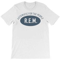 r.e.m T-Shirt | Artistshot