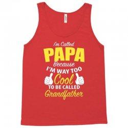 papa-cool Tank Top | Artistshot