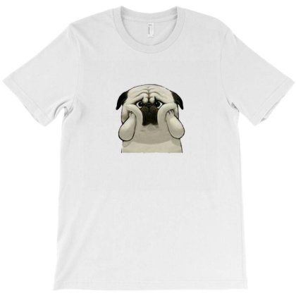Pug Life T-shirt Designed By Disgus_thing