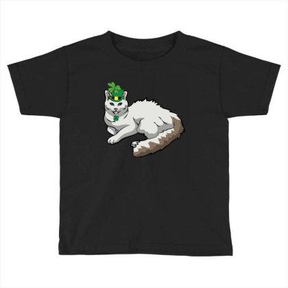 Turkish Van Patricks Day T Shirt Toddler T-shirt Designed By Gnuh79