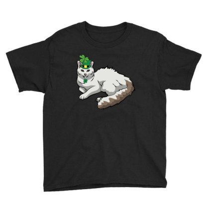 Turkish Van Patricks Day T Shirt Youth Tee Designed By Gnuh79