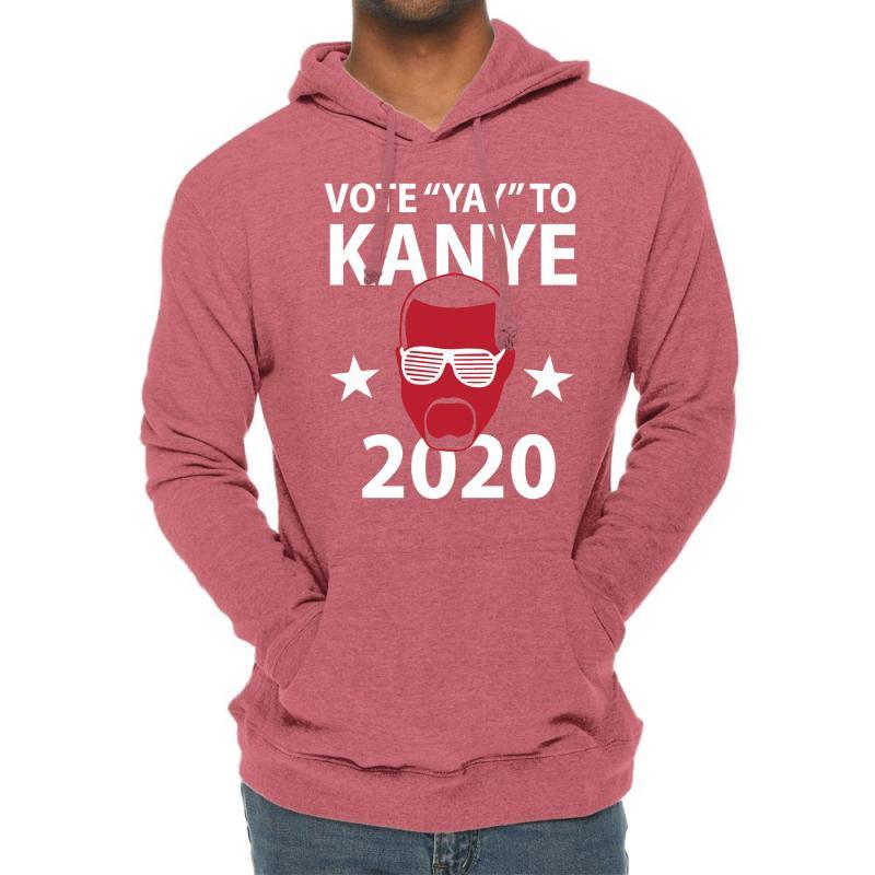 Kanye 2020 Lightweight Hoodie | Artistshot