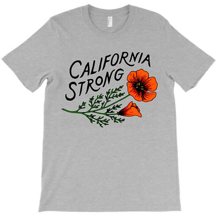 California T-shirt Designed By Designtees