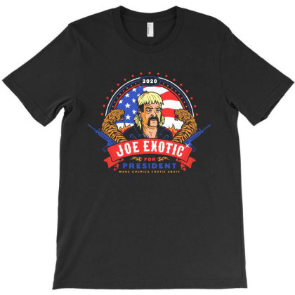 Make America Exotic Again T-shirt Designed By Feelgood Tees