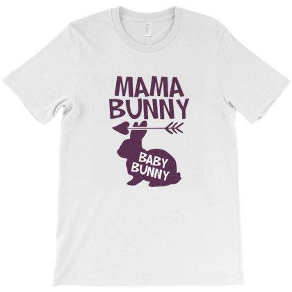 Mama Bunny T-shirt Designed By Cuser4021