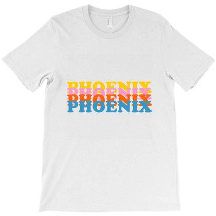 Phoenix Colour T-shirt Designed By Cuser4021