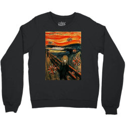 scream Crewneck Sweatshirt | Artistshot