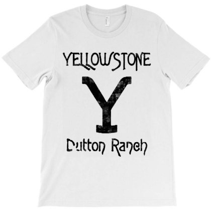 Yellow Stone Dutton Rach Vintage T-shirt Designed By Feelgood Tees
