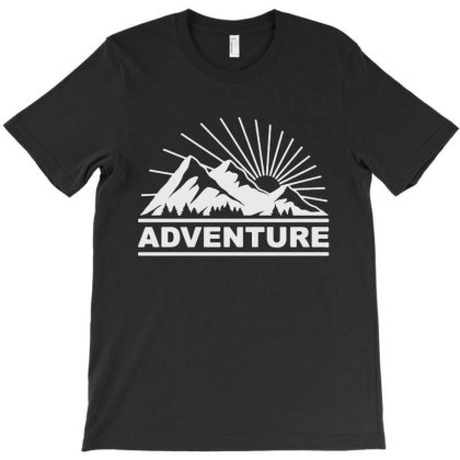 Adventure T-shirt Designed By Designtees
