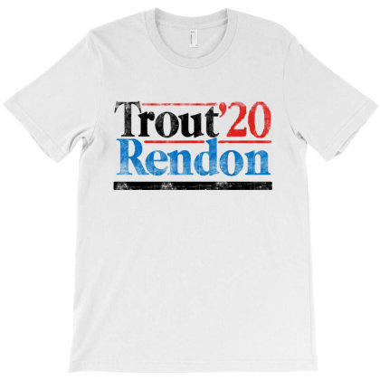 Mike Trout Anthony Rendon 2020 T-shirt Designed By Gomarket Tees
